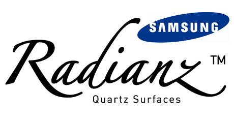 Quartz-Surface-radianz-Samsung-slide